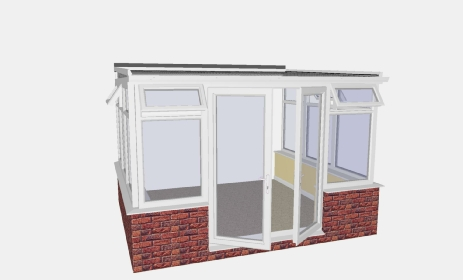 UK DIY Lean To Conservatories | DIY Lean To Conservatory UK